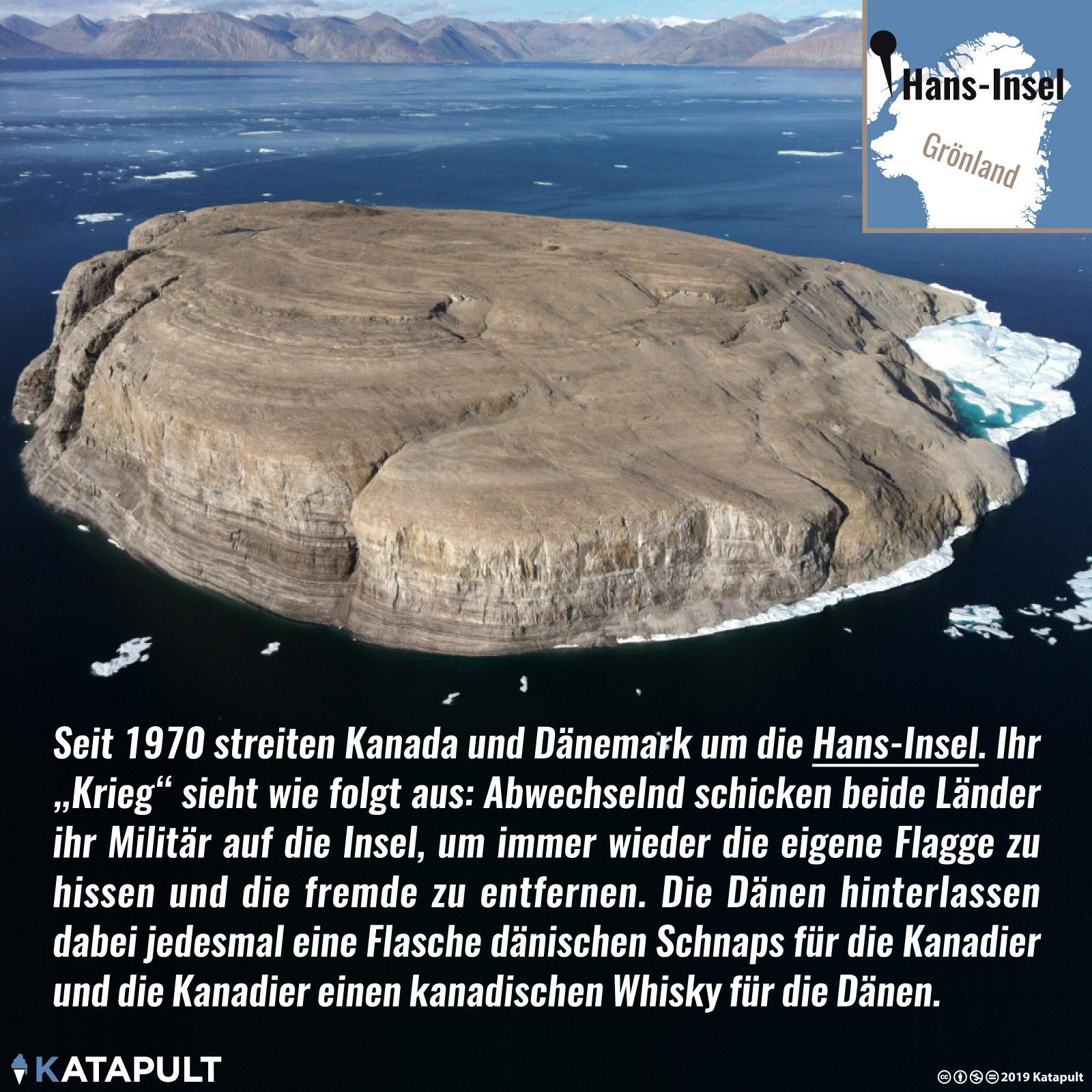 Hans Insel Krieg