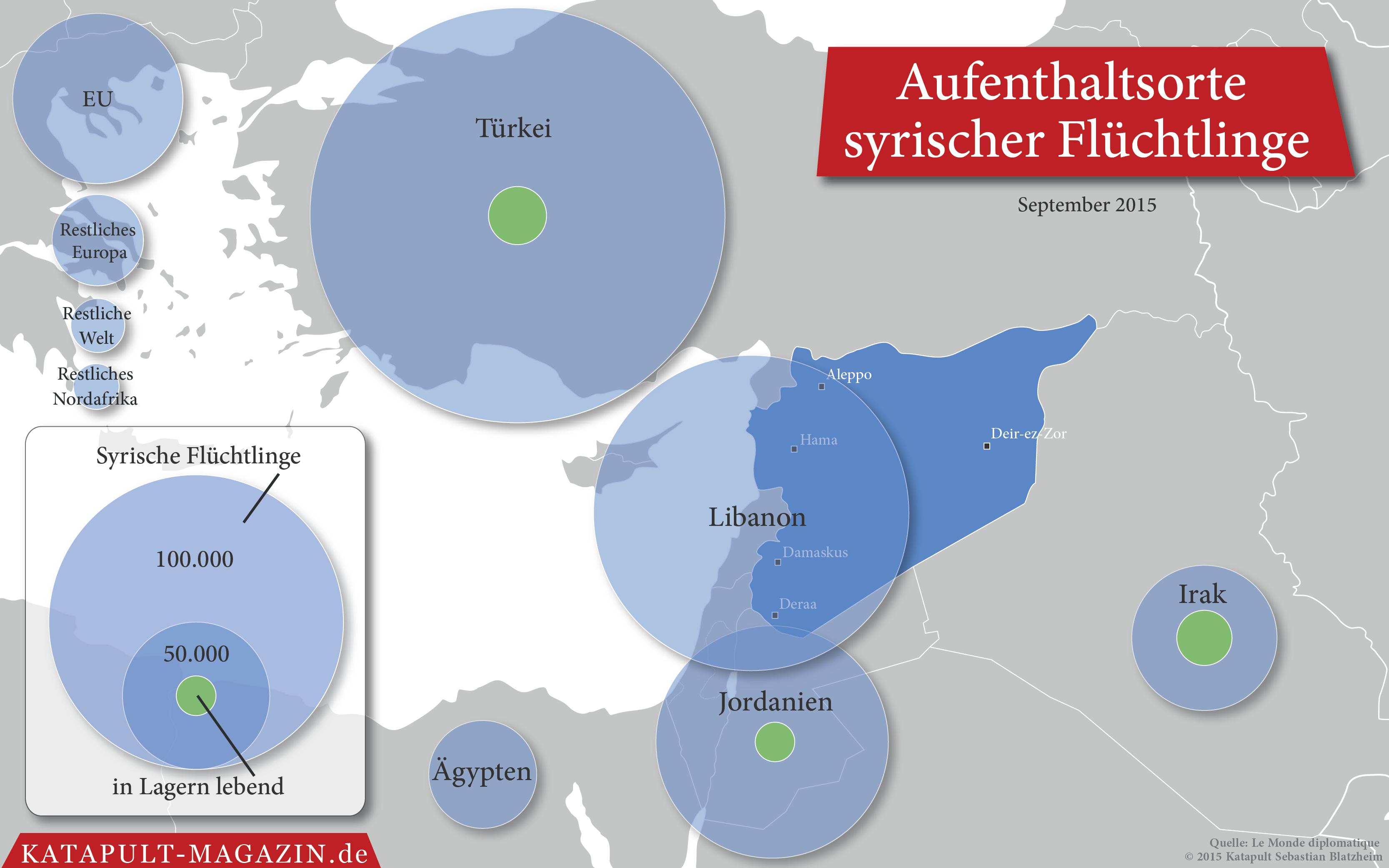 Syrien Karte 2016.Katapult Die Syrische Mafia