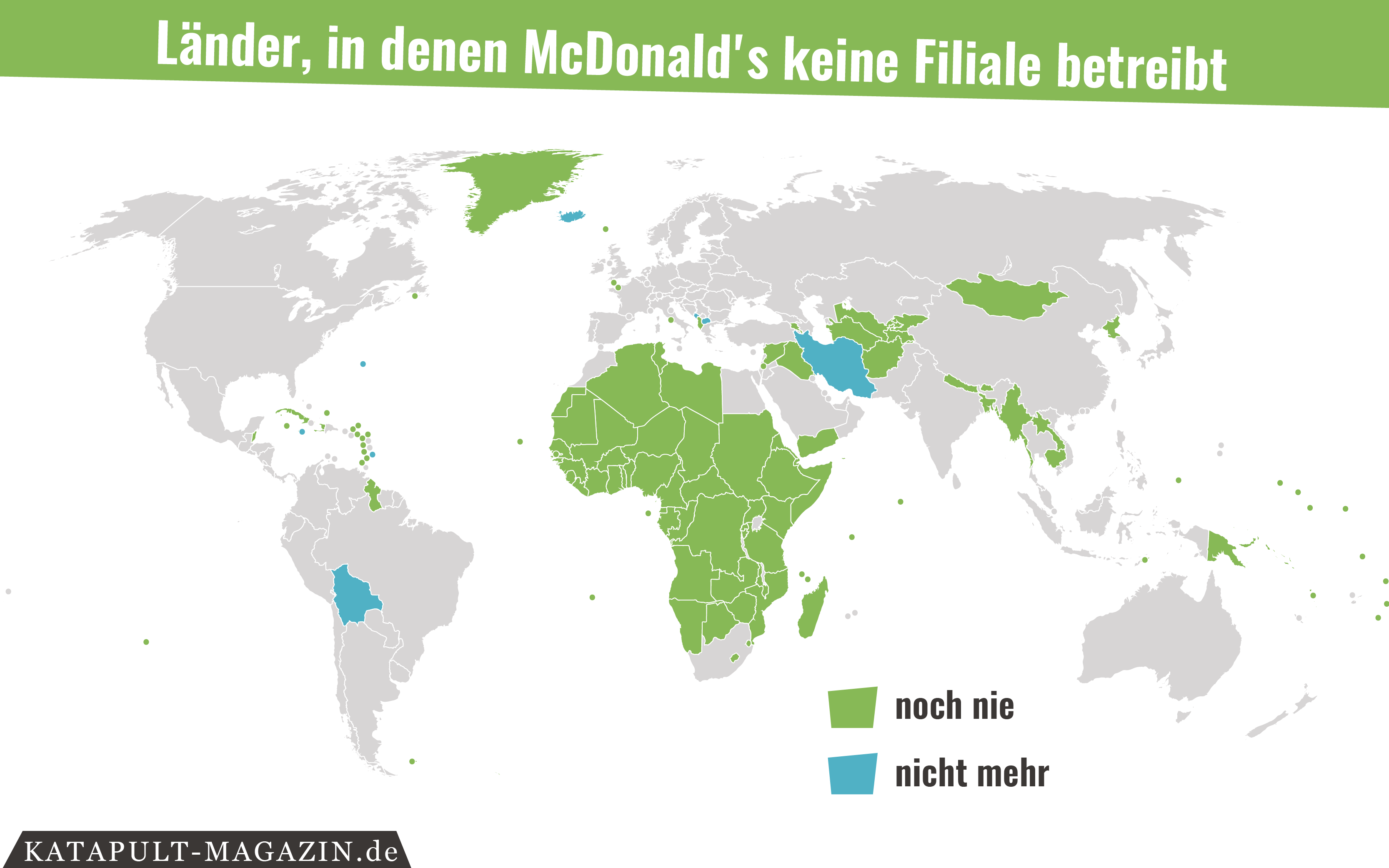 Mc Donalds Filialen Weltweit