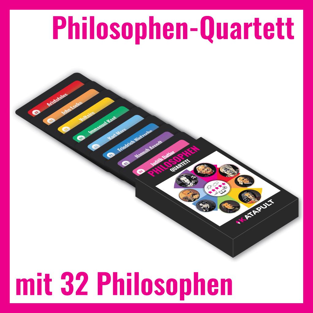 KATAPULT - Philosophen-Quartett